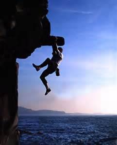 Cliff Climbing Image